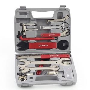 2a7cd2c2af9ae5 Walizka serwisowa Ventura narzędzia rowerowe 27 elementów