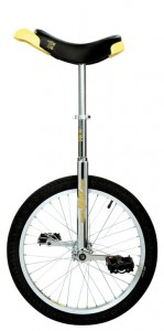 "Monocykl 20"" QU-AX Luxus 20"" chrom"